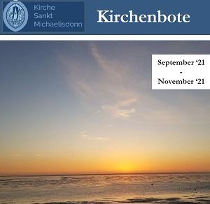 Cover Kirchenbote September 2021